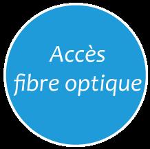 accès fibre optique
